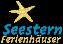 Logo Seestern Ferienhäuser